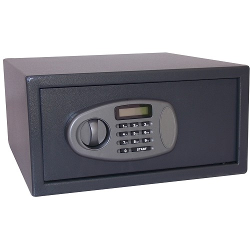 KOZURE Safe Box [KSB-43] - Mid Grey - Brankas
